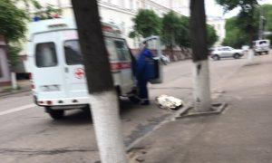 Следователи выясняют причины смерти мужчины в Смоленске