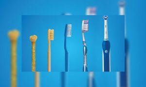 Виды зубных щеток