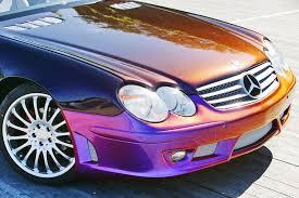 Оригинальные виды покраски для авто