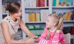 Помощь ребенку в направлении его потенциала