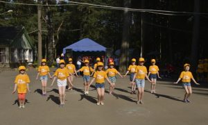В Смоленске начался детский оздоровительный отдых