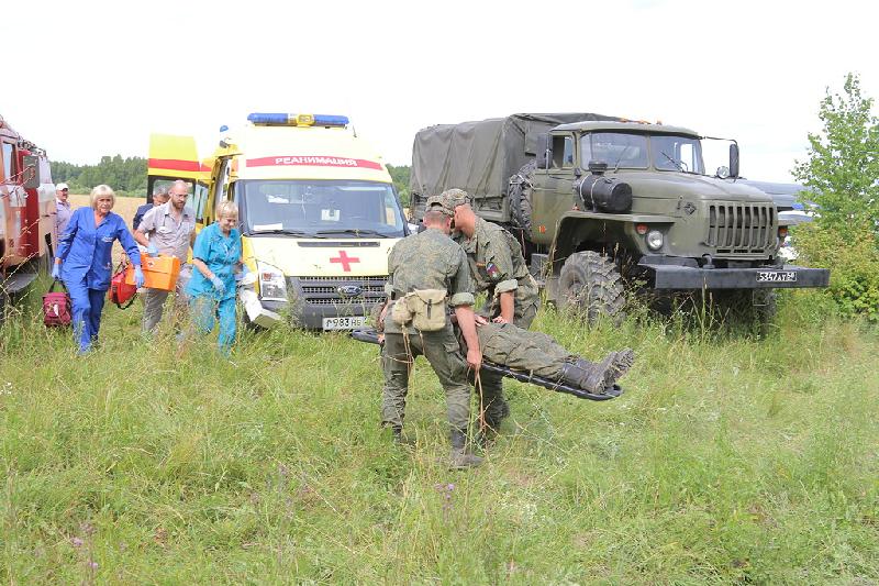 В Смоленской области остановили «террористов-смертников»