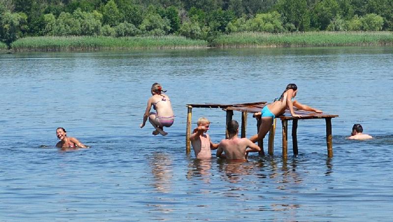 Смолянам напомнили, где нельзя купаться