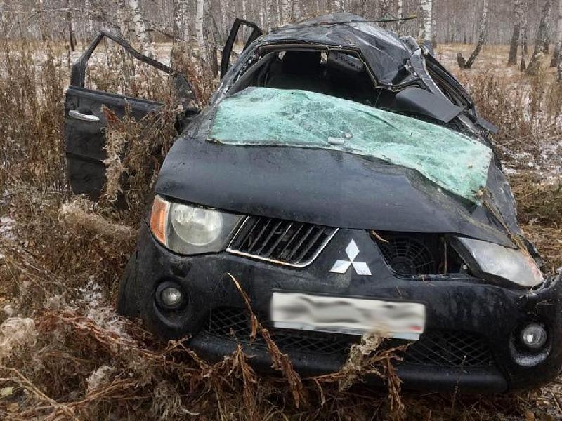 В Смоленской области случилось смертельное ДТП