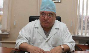 Где в Смоленске установят мемориальную доску известному доктору Александру Иваняну