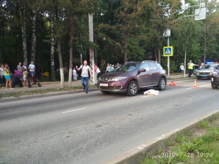 Стала известна судьба автоледи, сбившей насмерть девочку в Смоленске
