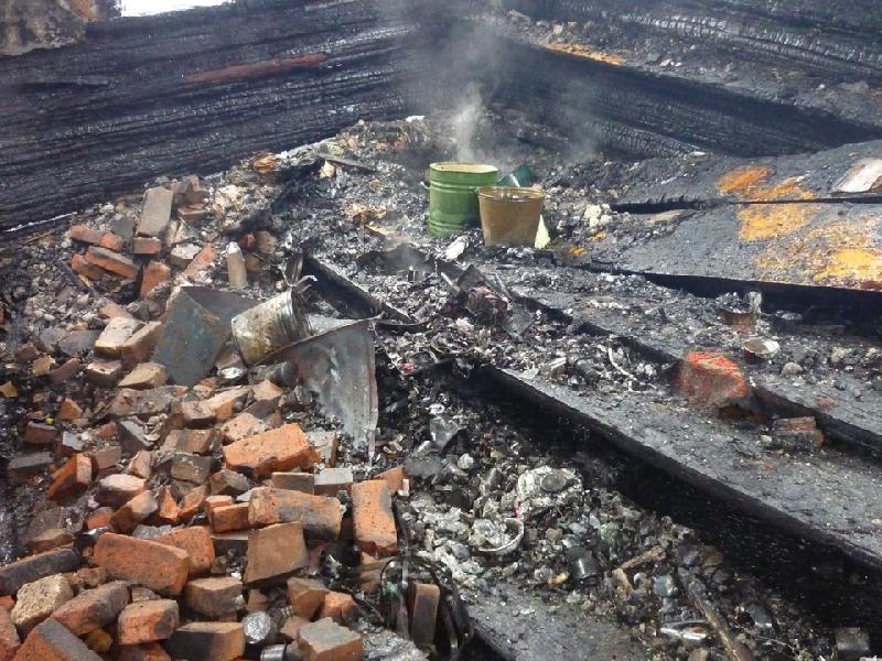 Смоленский СУ СК выяснит обстоятельства гибели двух человек в пожаре
