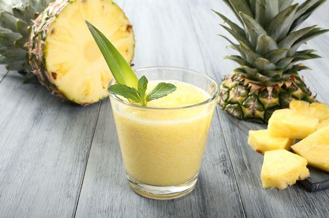 Волшебные свойства ананаса.