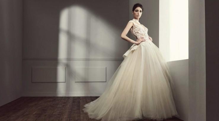 Тенденции в выборе свадебного платья