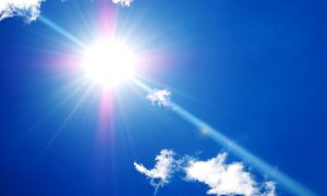 В Смоленске семь дней подряд среднесуточная температура превышает норму
