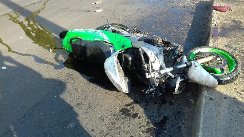 Стали известны подробности жесткой аварии в райцентре Смоленской области