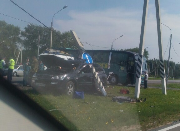 В Смоленской области ищут свидетелей страшной трагедии на дороге