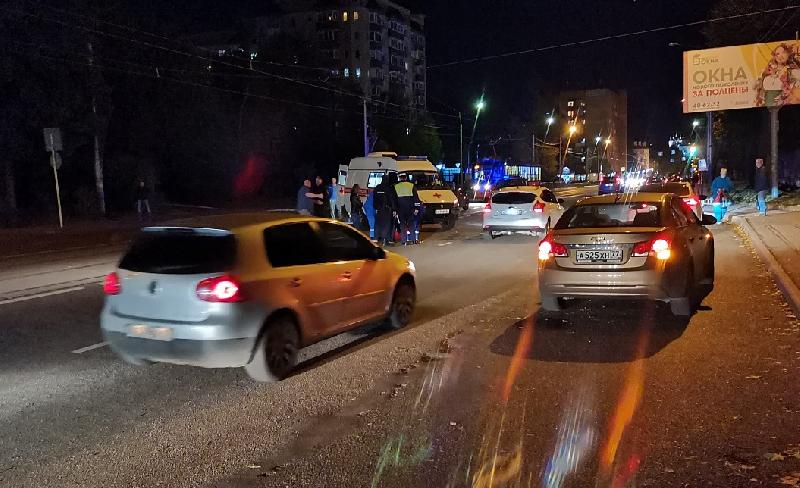 Стало известно, кто пострадал во вчерашнем ДТП на ул. Фрунзе