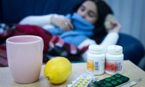 Количество заболевших ОРВИ смолян за неделю серьезно выросло