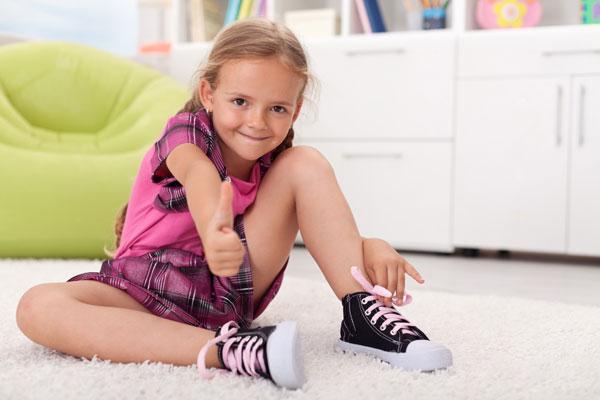 Выбираем детскую обувь