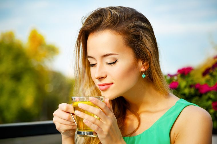 Чайная диета — легко и приятно