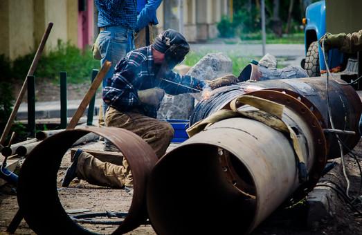 В Смоленске без воды остались 20 домов
