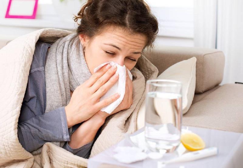 Сколько смолян заболели ОРВИ за неделю