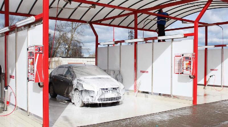 В Смоленске ищут человека, потерявшего сознание на мойке авто