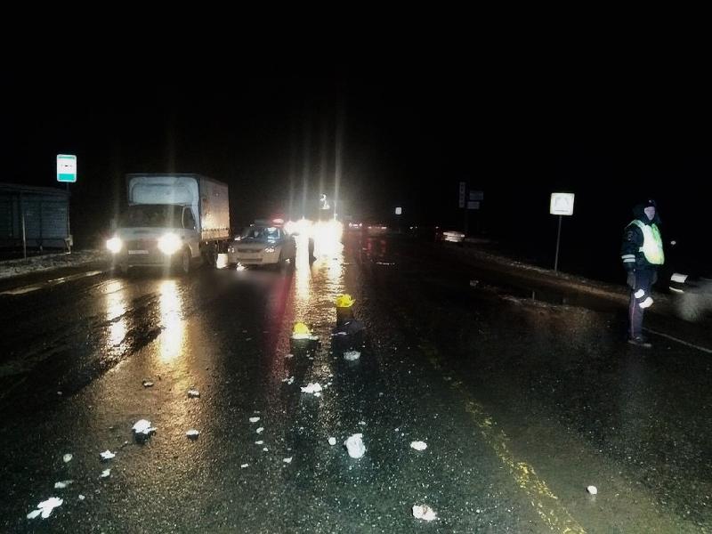 Появились подробности аварии, в которой сбили подростка в Смоленске