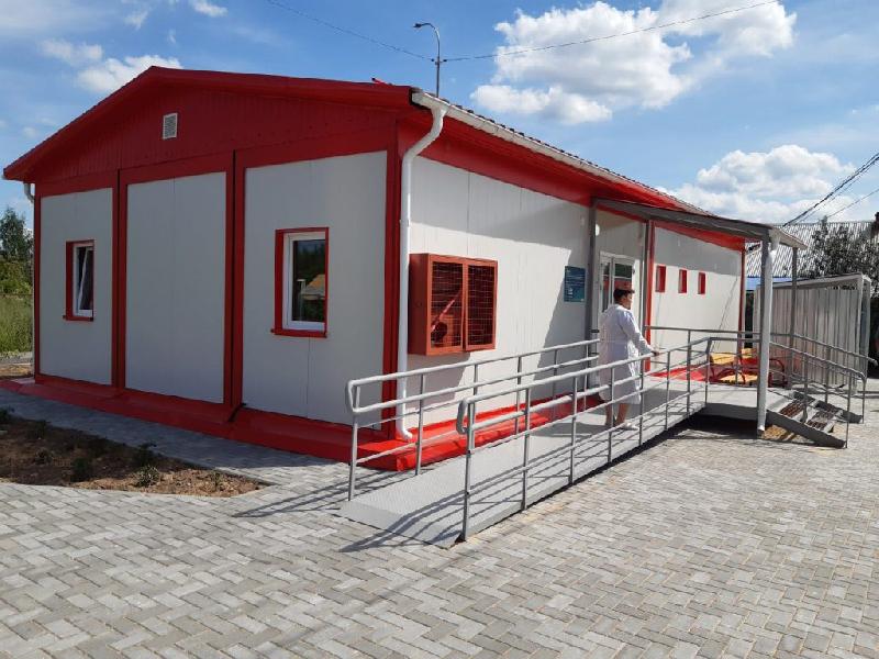В 2020 году в Смоленской области заменят 33 фельдшерско-акушерских пункта
