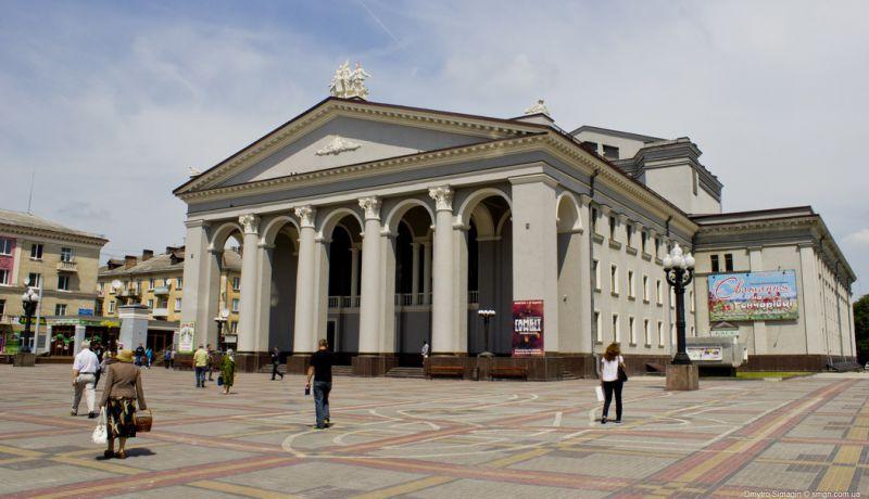 Что можно посмотреть в городе Ровно