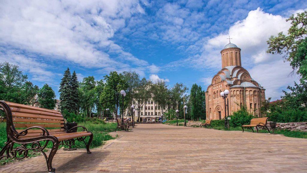 Чернигов – сказка, где хочется оказаться