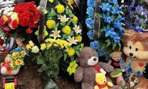 В Смоленской области простились с утонувшим мальчиком