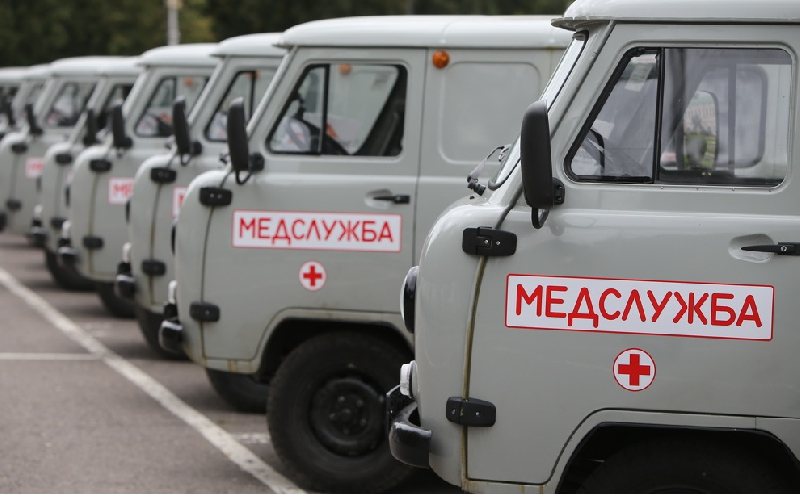 В Смоленской области обновят парк санитарного автотранспорта