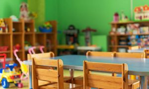 В смоленском детском саду открыли группу для ребят с ограниченными возможностями здоровья