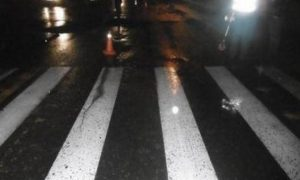В Смоленске сбили девушку-пешехода на «зебре»