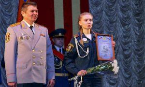 В Смоленске поздравили спасателей