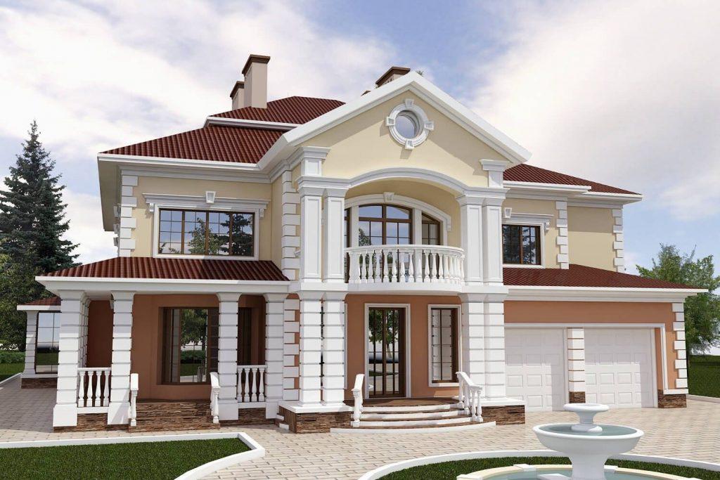 Архитектурный и фасадный декор