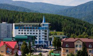 Санаторно-курортный комплекc «Беловодье» на Алтае