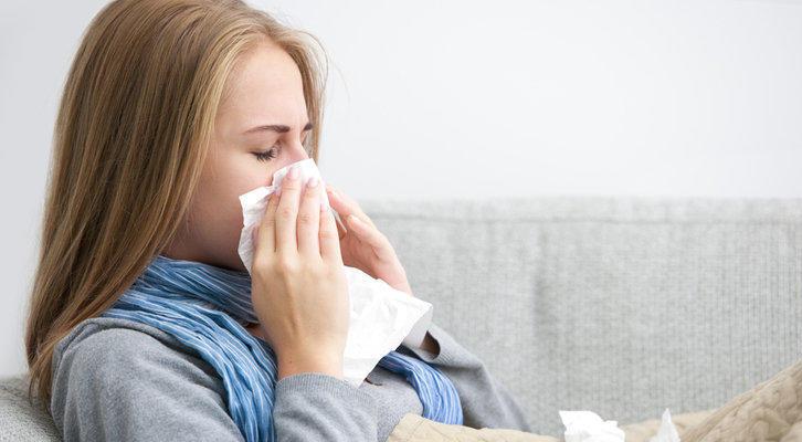 Действенные народные средства при остром насморке