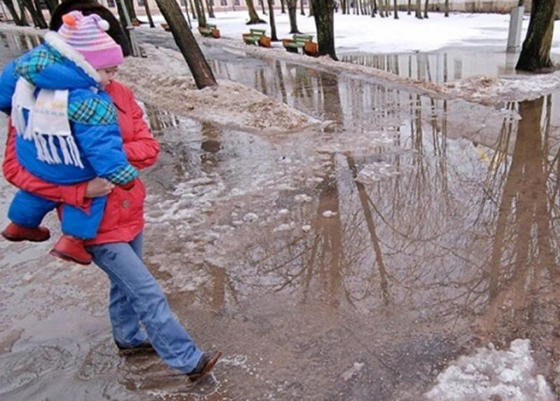 На Смоленскую область надвигается потепление