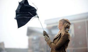 В Смоленской области ожидается сильный ветер и мокрый снег