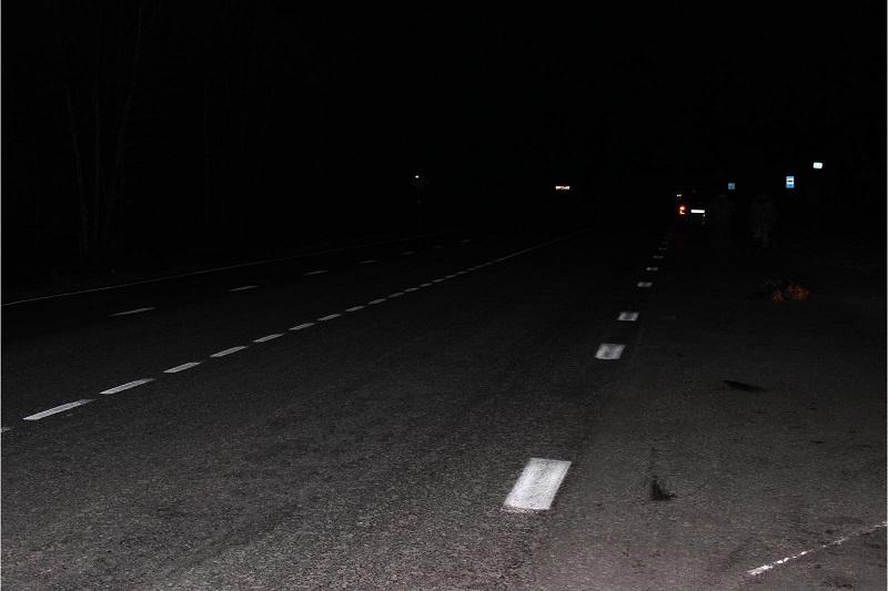 В Смоленском районе в «темном» ДТП погиб пешеход