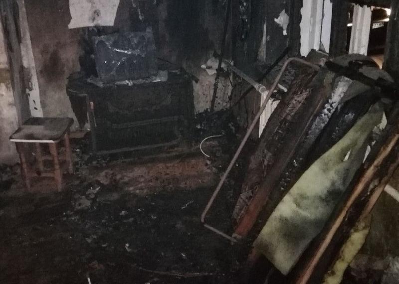 «Пятерых эвакуировали». Появились подробности вчерашнего пожара в Смоленске