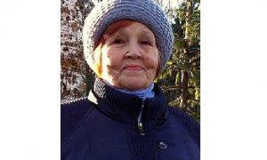 Смоленские сальваровцы снова будут искать пропавшую пенсионерку