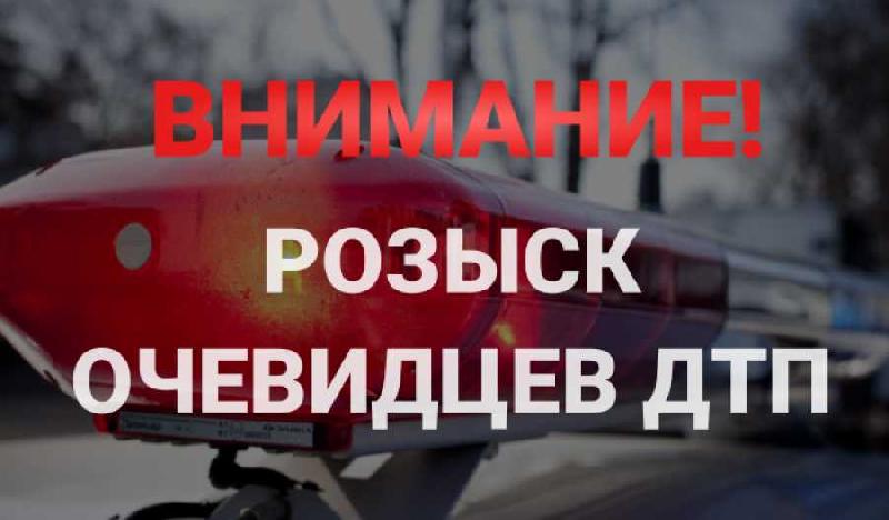 Смоленские полицейские ищут свидетелей смертельного ДТП, произошедшего 31 декабря