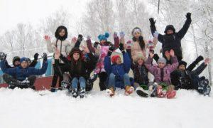 На Смоленщине продолжается детская зимняя оздоровительная кампания
