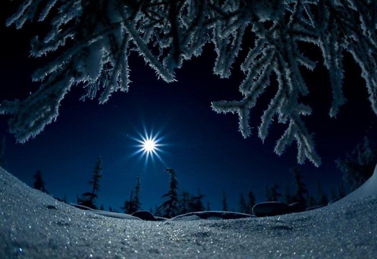 Чем порадует смолян погода накануне Рождества
