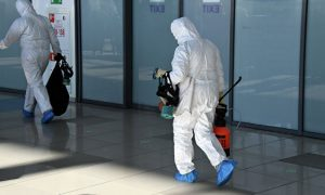 Пятерым смолянам сняли подозрение в коронавирусе