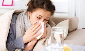 Как вылечить простуду дома?