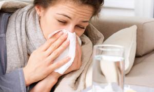 В Смоленске продолжается эпидемия гриппа и ОРВИ