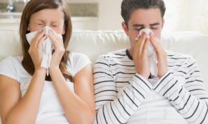 Заболеваемость гриппом и ОРВИ в Смоленске превысила эпидемический порог