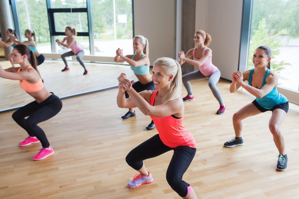 Преимущества фитнес-зала