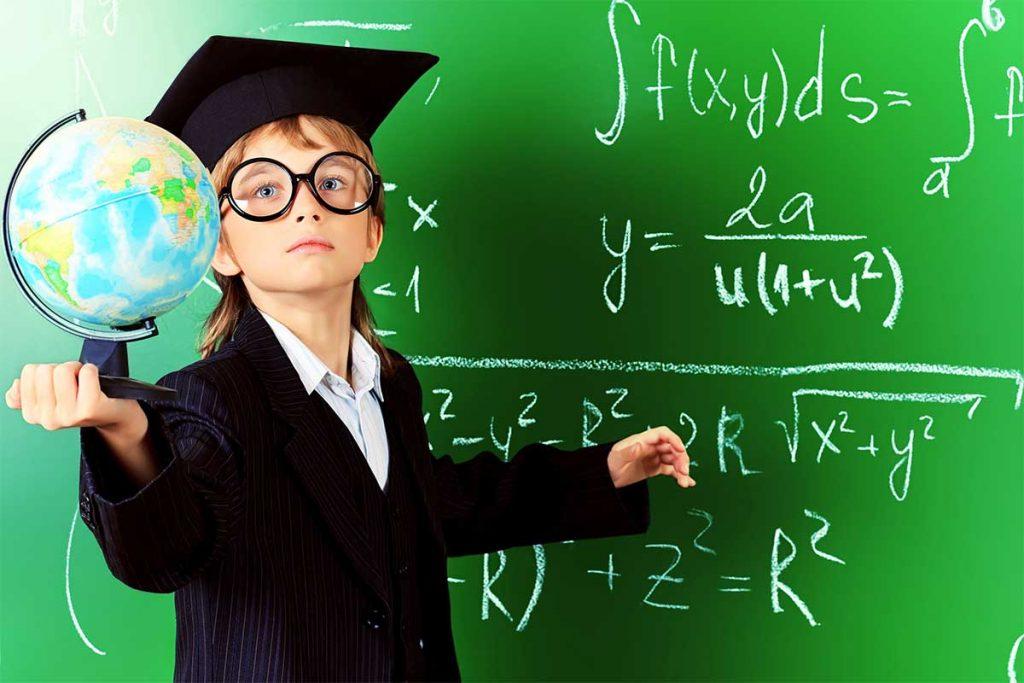 Математика – основа всего