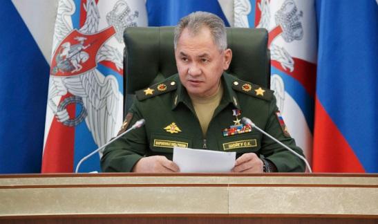Сергей Шойгу назвал срок завершения строительства медцентра Минобороны в Смоленске